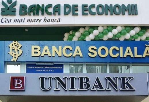 Проблемные банки Молдовы прекратили работать с денежными переводами
