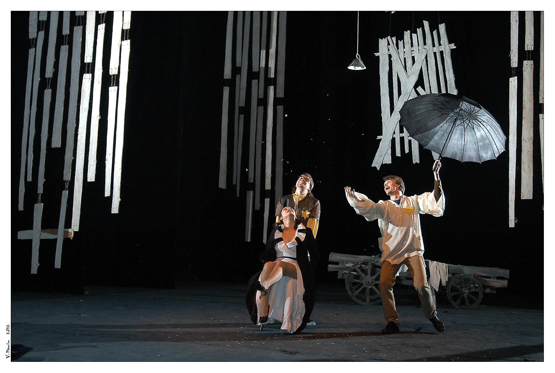 Столичные театры распахнули свои двери навстречу новому театральному сезону