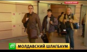 Российских журналистов опять не пустили в Молдову