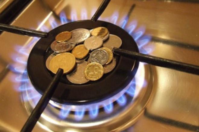 НАРЭ повысила на 9,8% тариф на природный газ