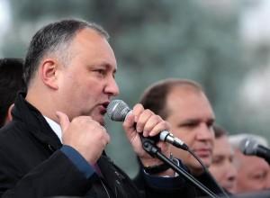 Додон об отставке Стрельца на Россия-24: это лишь промежуточная победа