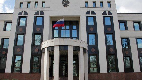 Посольство России о заявлении Цыку: Наследники поражения глумятся над священной памятью победителей