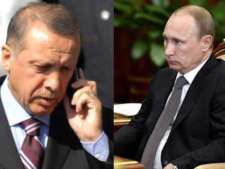 Песков рассказал о звонках Эрдогана Путину