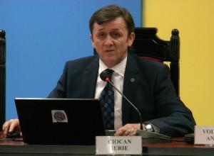 """Чокан предложил печатать бюллетени для голосования на выборах только на """"румынском"""" языке"""