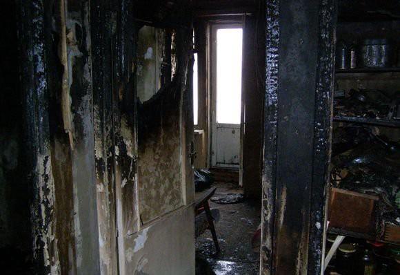 Три человека погибли в пожаре в Кишиневе