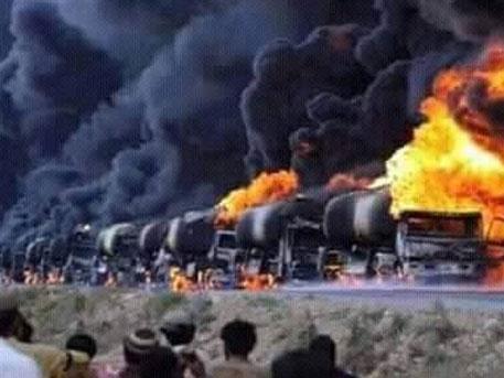 Турция борется с ИГИЛ, покупая у них нефть