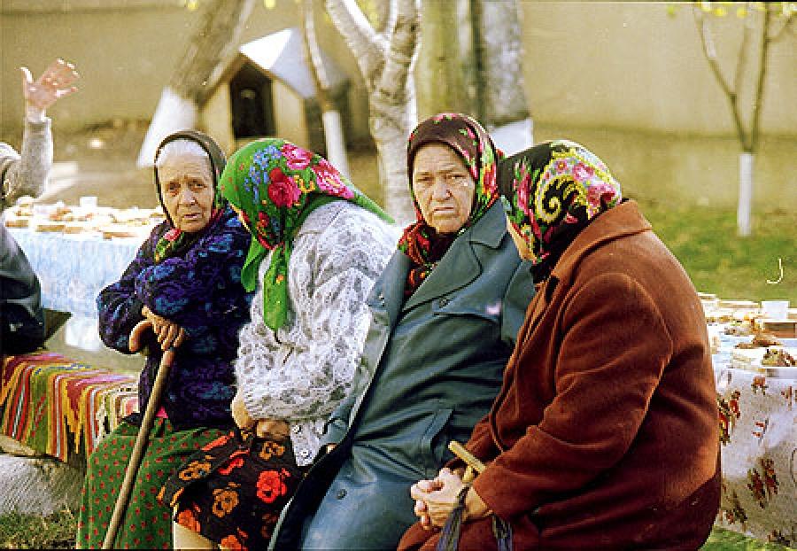Старость без нищеты