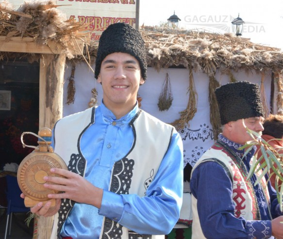 Фестиваль Вина будет отмечаться в воскресенье в Комрате