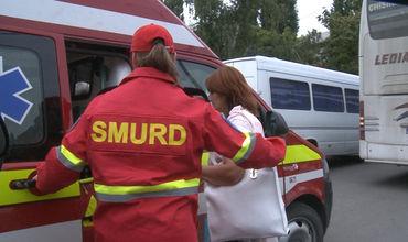 Молдавские спасатели привезли 700 литров крови для раненых в Бухаресте
