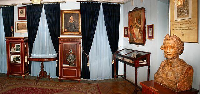 Музей Пушкина в Кишиневе отмечает юбилей