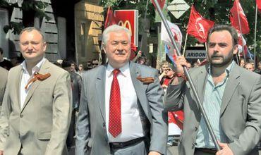 Додон предложил Воронину вступить в ПСРМ