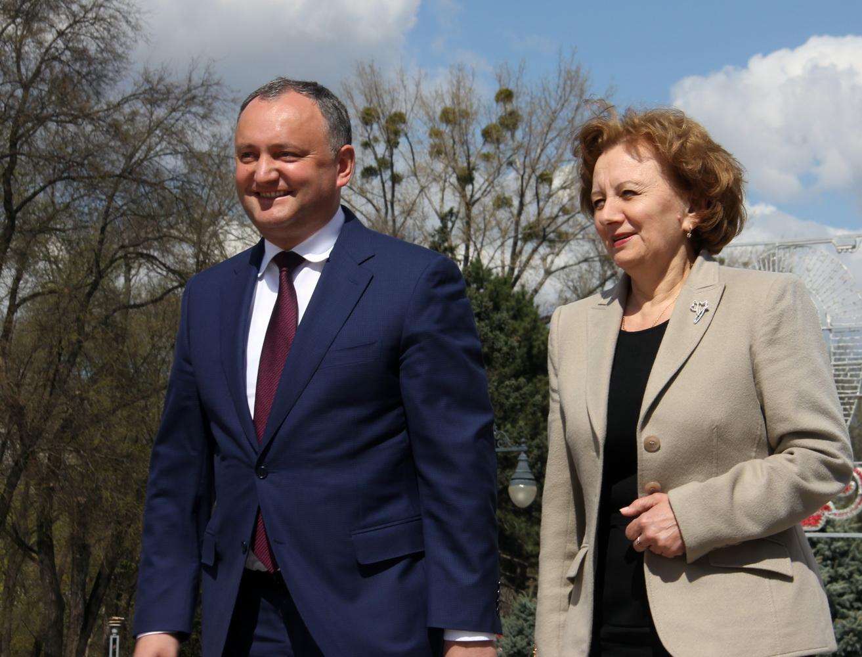 Додон назвал кандидатов ПСРМ на должность президента Молдовы