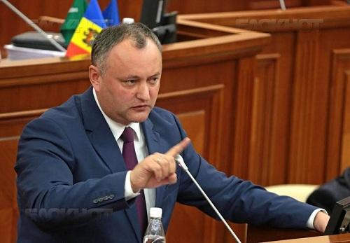 Ни один из депутатов ПКРМ и ЛДПМ не подписал вотум недоверия правительству
