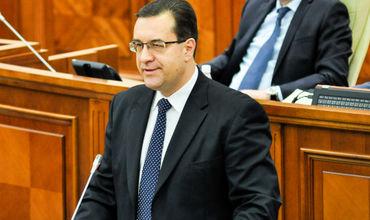 Лупу нашли место: его назначили новым председателем Счетной палаты