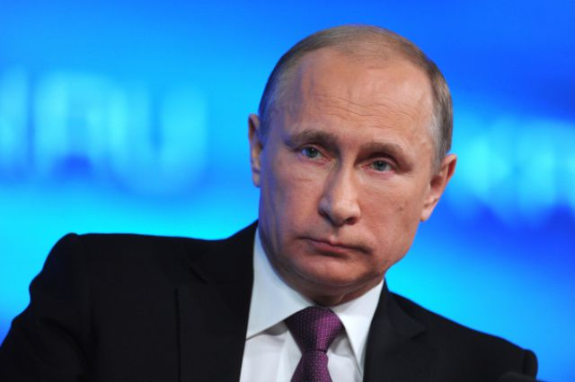 АиФ.ru проведет онлайн-трансляцию большой пресс-конференции Путина