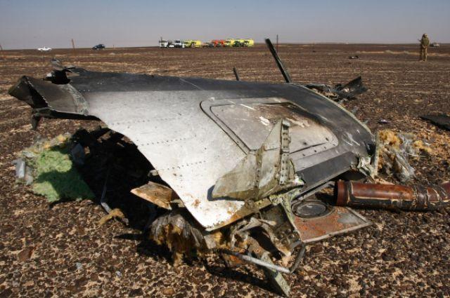 Египет не нашел признаков теракта на борту А321