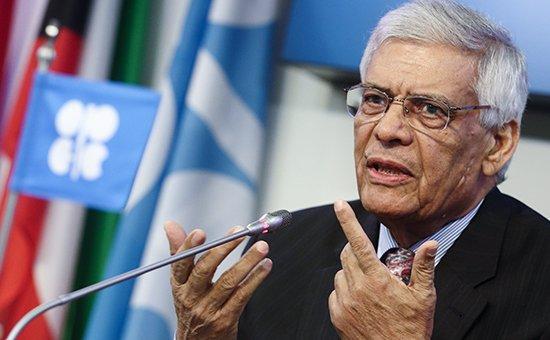 Глава ОПЕК прогнозирует рост цен на нефть через год
