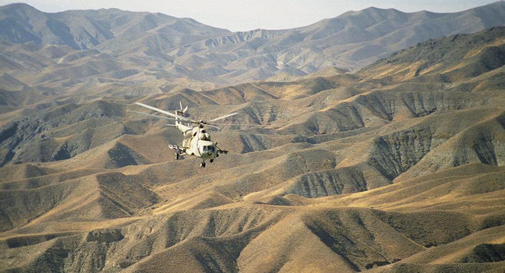 Тело погибшего в Афганистане молдавского пилота доставили в страну