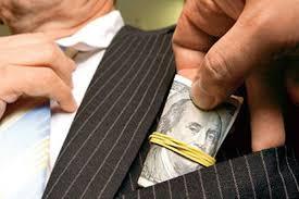 Уровень коррупции в Молдове продолжает расти