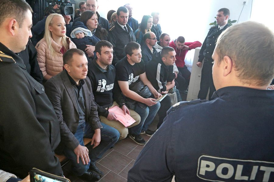"Еще на 90 суток продлен арест ""группе Петренко"""
