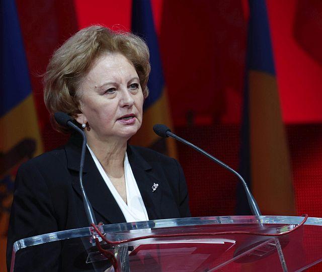 Зинаида Гречаный: арбитром в противостоянии политиков в Молдавии должен быть народ