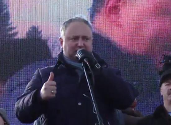 ПСРМ возобновит акции протеста