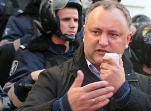 Оппозиция продолжит протесты в Кишиневе