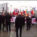 Live! В Кишиневе проходит марш за досрочные выборы