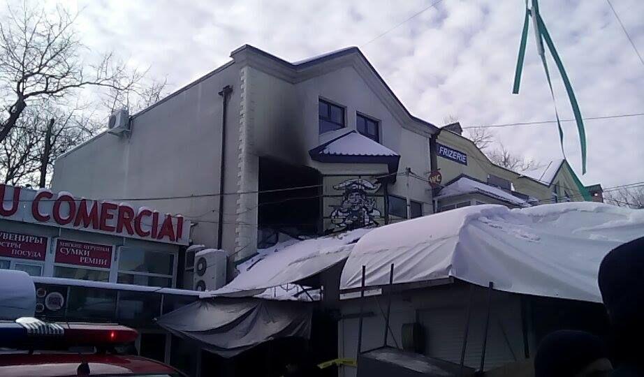 Стало известно, куда доставили ряд пострадавших от взрыва в Кишиневе