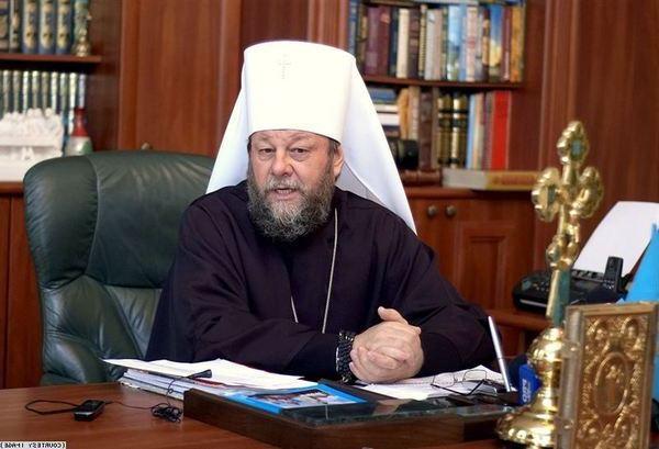 Митрополит Владимир обратился к верующим с посланием
