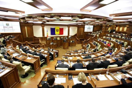 Социалисты в знак протеста покинули заседание Парламента РМ