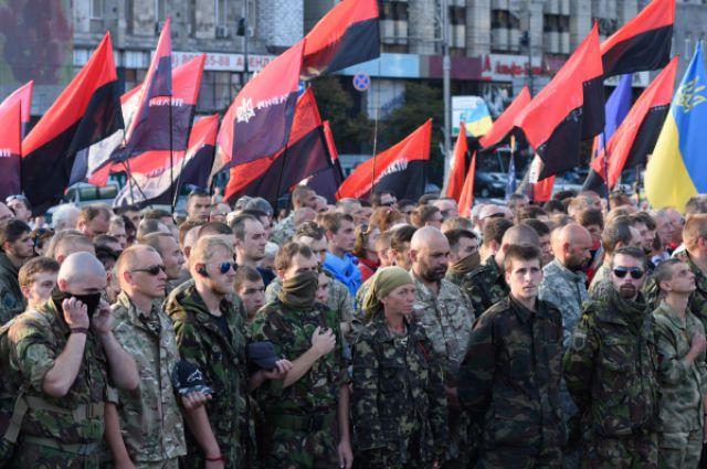 «Правый сектор» устроил резню в Закарпатье