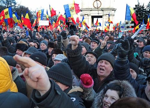 Сегодня истекает срок ультиматума, выдвинутого оппозицией властям Молдовы