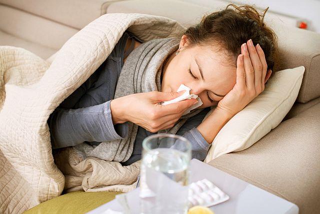 4 новых случая гриппа подтверждены в Кишиневе. Число заболевших ОРВИ растет