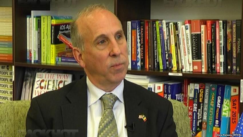 Посол США возмущен процедурой избрания главы Высшей судебной палаты