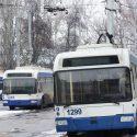 В Кишинёве троллейбусы продолжат ездить по ночам