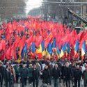 Партия социалистов анонсировала марш «За Молдову» 16 апреля