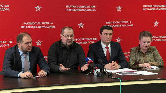ПСРМ предложила пути решения катастрофической ситуации с пенсионерами