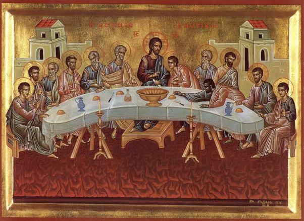 У православных Великий (Чистый) четверг