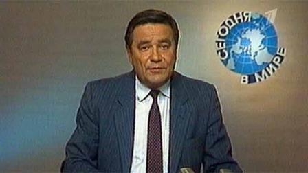 После продолжительной болезни скончался известный журналист Игорь Фесуненко
