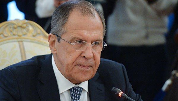 Лавров заявил о заинтересованности России в активизации работы ОБСЕ по вопросу Приднестровья