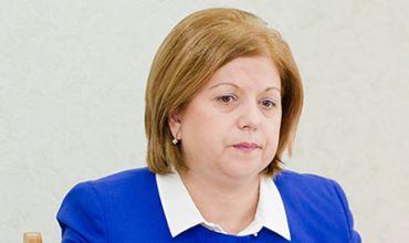 Уволена Председатель Национальной кассы социального страхования