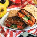 Бутерброд, он же шаурма, он же сэндвич. Рецепты закусок для пикника