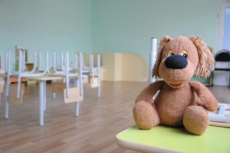 Началось зачисление в кишиневские детские сады