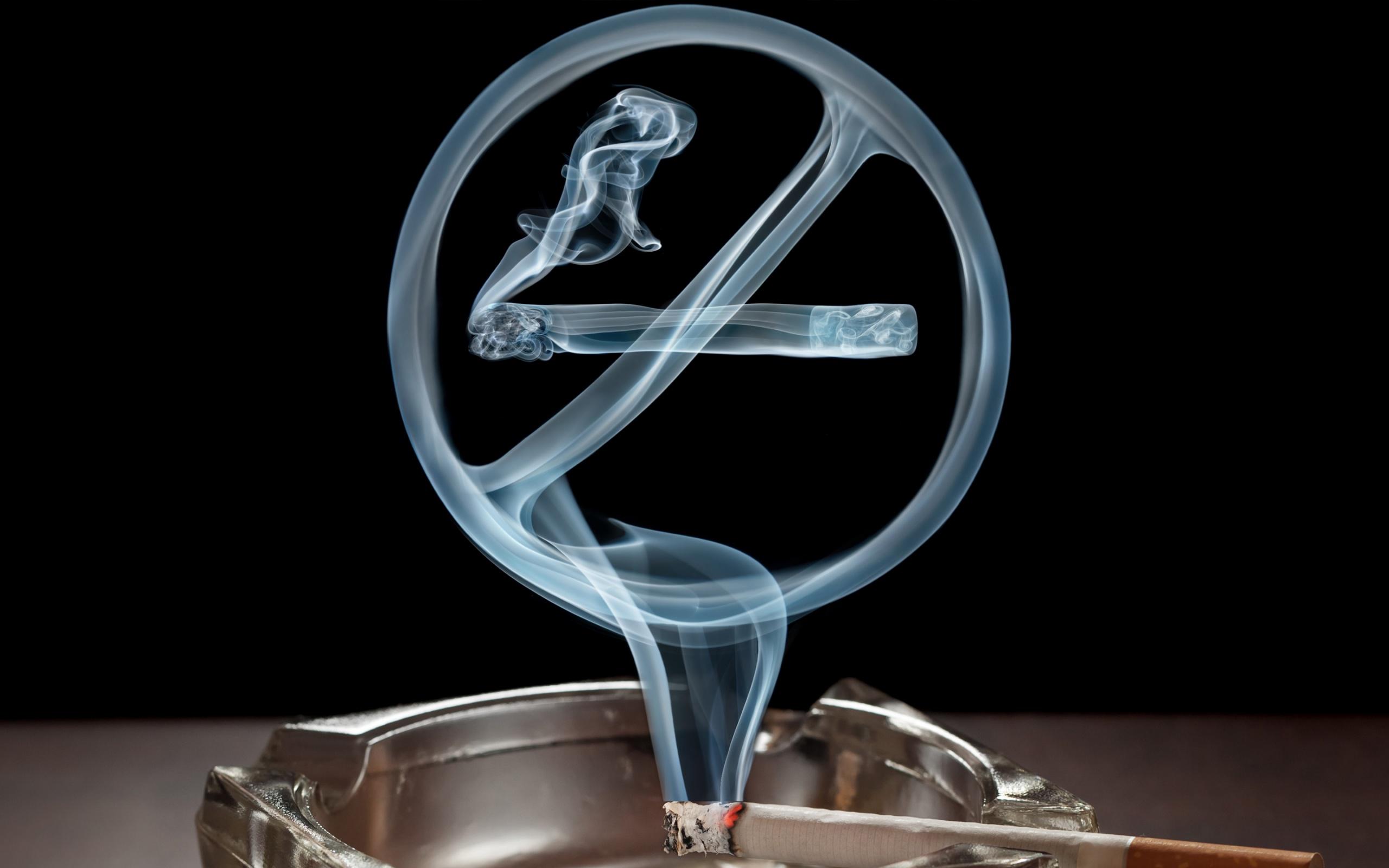 В последний день мая вступает в силу запрет на курение
