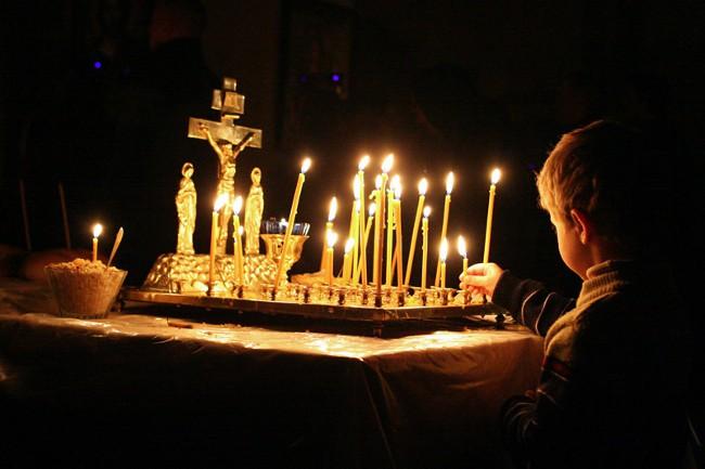 У православных христиан начинается Страстная неделя