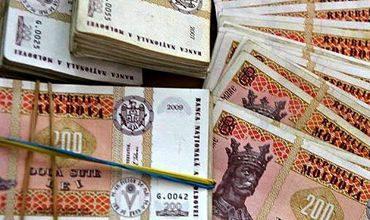 Несмотря на кризис, фонд оплаты труда в Молдове вырос в этом году на 1,3 млрд леев