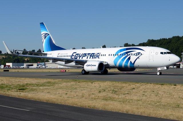 Самолет EgyptAir пропал над Египтом
