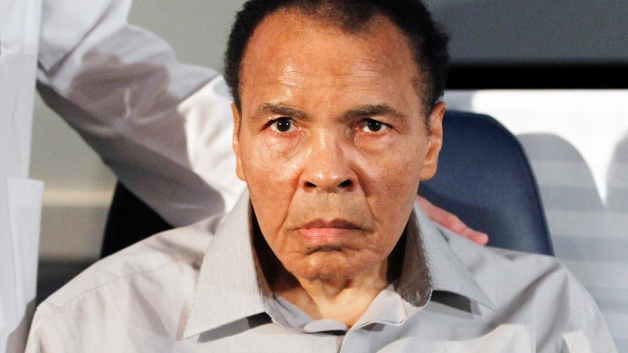 Cкончался легендарный боксер Мохаммед Али