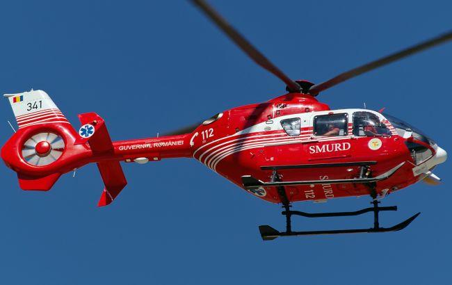 Пострадавшую в страшном ДТП в Опачь срочно доставили на вертолёте в Кишинёв